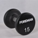 LZ U Dumbbell - 15 lb